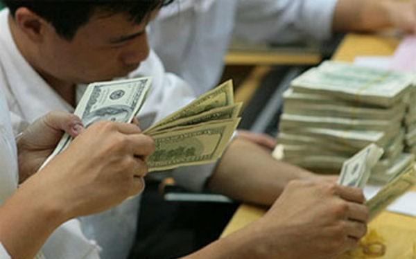 Trong trường hợp cần thiết NHNN có thể bán ngoại tệ để can thiệp ổn định thị trường ngoại hối