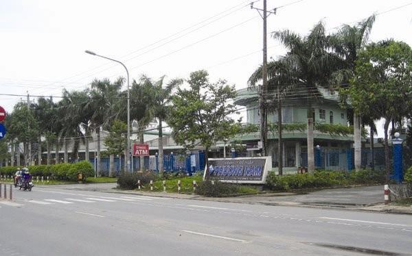 Trụ sở Công ty cổ phần Chế biến thực phẩm Phương Nam
