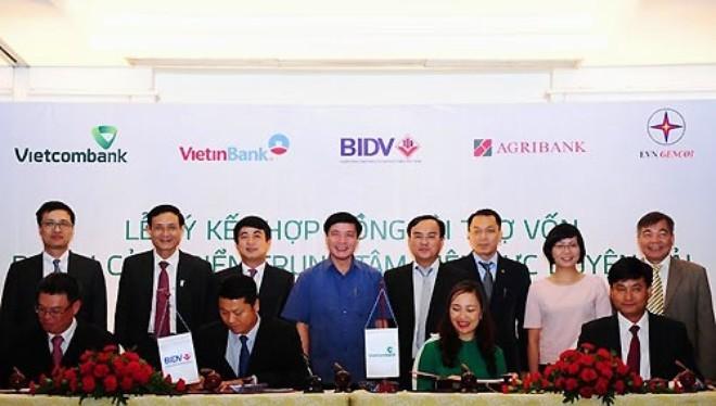 Tại lễ ký, đại diện Vietcombank - ngân hàng đầu mối - bày tỏ mong muốn tiếp tục tài trợ vốn cho dự án này trong giai đoạn sau