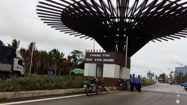 Chốt kiểm soát của FLC trên con đường của Nhà nước.
