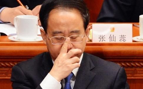 Ông Lệnh Kế Hoạch khi còn đương chức. Ảnh: Kyodo News/SCMP.
