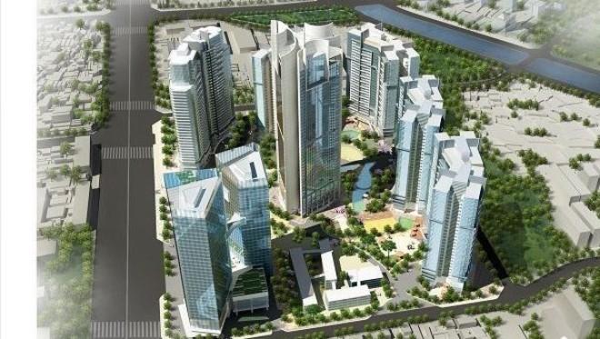 """Vingroup sắp đầu tư """"siêu đô thị"""" sát Royal City"""