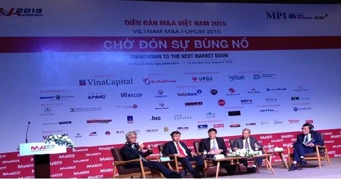 Diễn đàn M&A Việt Nam thường niên lần thứ 7