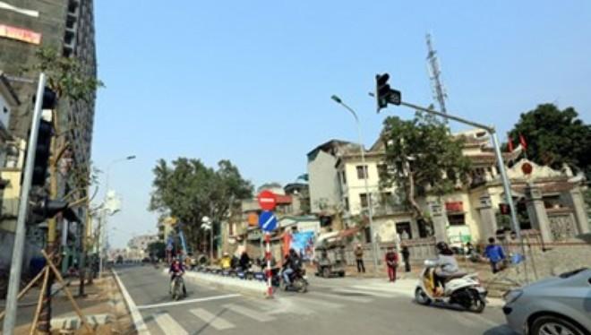 """Dự án cải tạo, nâng cấp đường Kim Mã - Trần Phú được coi là một trong những Dự án """"Đắt nhất hành tinh"""" ở Thủ đô Hà Nội."""