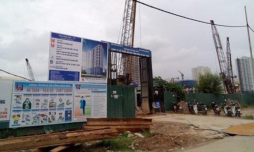 """Nhiều dự án tại Hà Nội chưa xong móng đã được các môi giới """"hét giá"""" trên trời"""