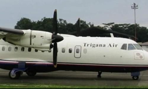 Một máy bay của hãng hàng không Trigana Air. Ảnh: CNN
