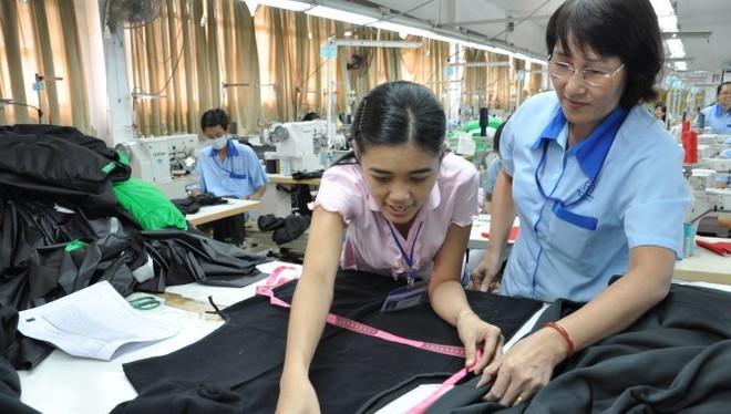 Hiện thuế xuất khẩu bình quân hàng dệt may của Việt Nam vào EU là 9,6%, và sẽ được dỡ bỏ sau năm 2024