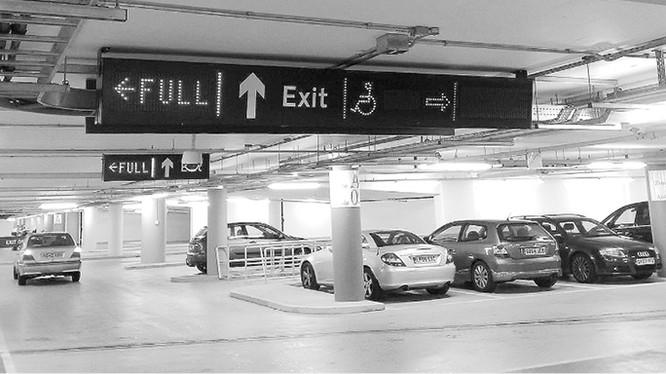 Theo quy định mới, chỗ đỗ ôtô trong chung cư có thể được mua đi, bán lại.