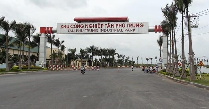 Khu công nghiệp Tân Phú Trung, một siêu dự án tồn kho lớn KBC