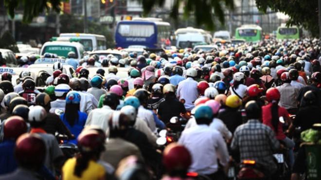 Đến Bộ Tài chính cũng kiến nghị bỏ thu phí xe máy
