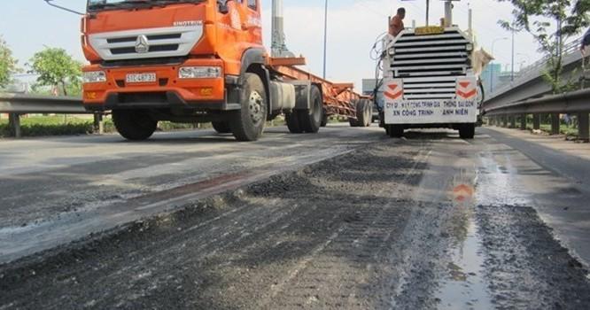 Công trình giao thông phải được bảo hành 4 năm