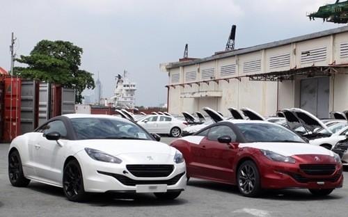 Ôtô, xe máy nhập từ EU vào Việt Nam sẽ được xoá bỏ thuế trong thời hạn tối đa 10 năm tới.