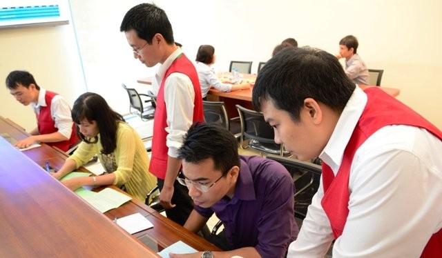 Tổ chức đấu thầu trái phiếu tại HNX