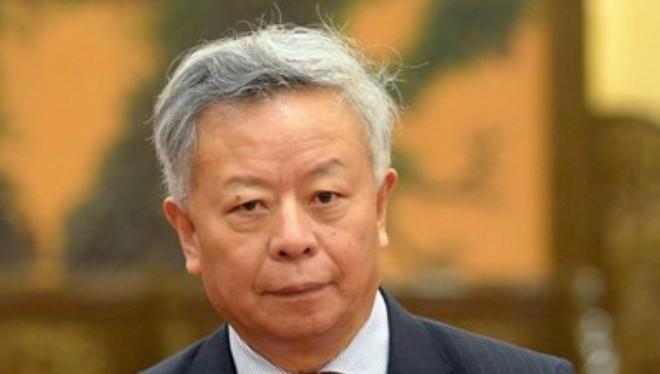 Cựu Thứ trưởng Tài chính Trung Quốc Kim Lập Quần
