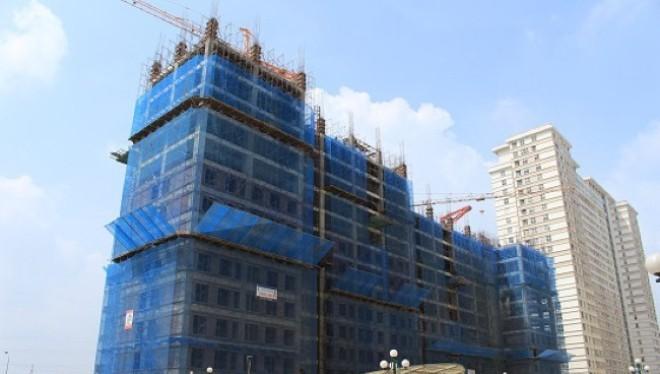 Dự án cao cấp Park View Residence trục lợi bằng cách quảng cáo người mua nhà được vay vốn gói 30.000 tỉ đồng.