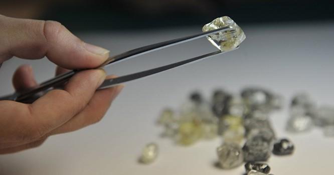Nga: Hơn 150.000 carat kim cương đã bị đánh cắp