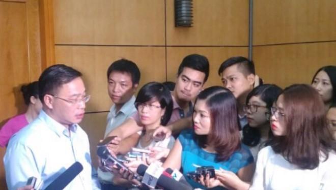 Ông Nguyễn Anh Tuấn trả lời một số vấn đề liên quan đến thị trường bán buôn điện cạnh tranh