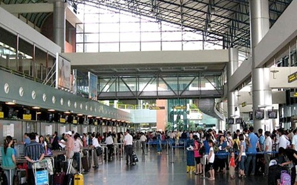 Bộ Xây dựng vừa lập đoàn thanh tra dự án xây dựng Nhà ga hành khách T2 Nội Bài.