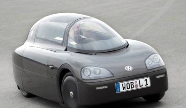 Chiếc xe ô tô mini 1 chỗ ngồi.