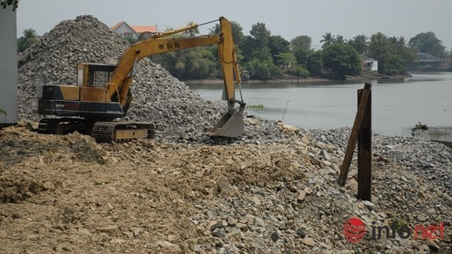 """Trong tháng 9, số phận dự án """"lấn sông Đồng Nai"""" sẽ được định đoạt."""