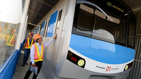 Đề xuất vay ODA Nhật Bản đầu tư thêm 2 tuyến metro