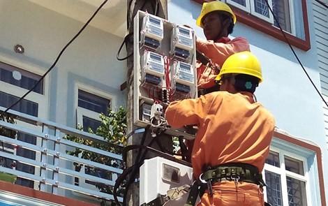 EVN cấm nhân viên tự thỏa thuận với khách hàng khi ghi sai số điện