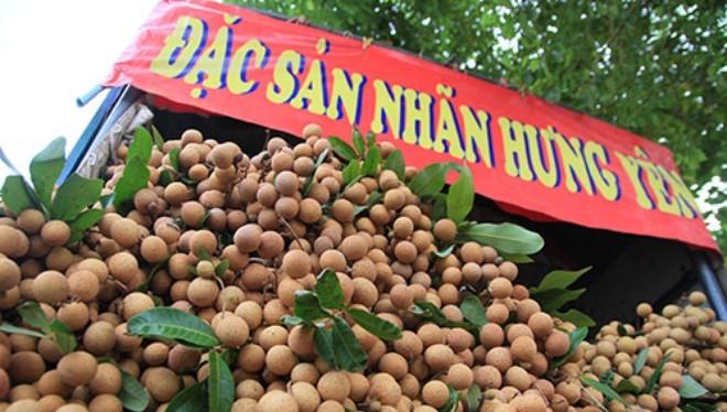 Nhãn Thái Lan, Trung Quốc gắn mác nhãn lồng Hưng Yên