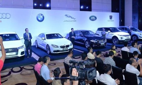 9 thương hiệu ôtô hàng đầu bắt tay mở triển lãm ở Việt Nam