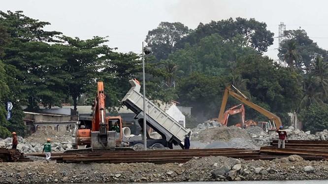 Vụ lấp sông Đồng Nai làm dự án được cho làm lại ĐTM vì ĐTM hiện tại không đủ cơ sở khoa học