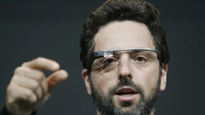 Đồng sáng lập Google, ông Sergey Brin - Ảnh: AFP