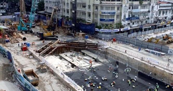 """Tình trạng """"đội vốn"""" các dự án giao thông đã gây thiệt hại đáng kể đến nền kinh tế. (Ảnh minh họa: TTXVN)"""