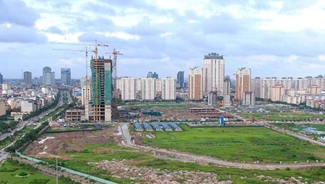 Hà Nội thu hồi đất trúng đấu giá để trống quá 12 tháng