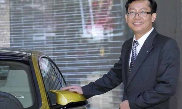 Ông Nguyễn Đăng Thảo, Giám đốc kinh doanh và Tiếp thị hãng ô tô BMW tại Việt Nam