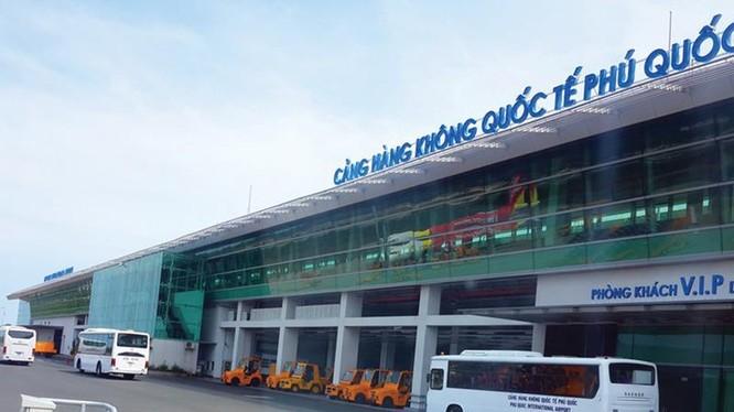 Cảng hàng không Phú Quốc đang xếp thứ 5 về doanh thu trong hệ thống cảng hàng không cả nước.
