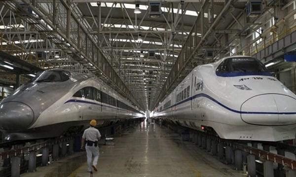 Trung Quốc quyết định tham gia dự án đường sắt cao tốc với Mỹ