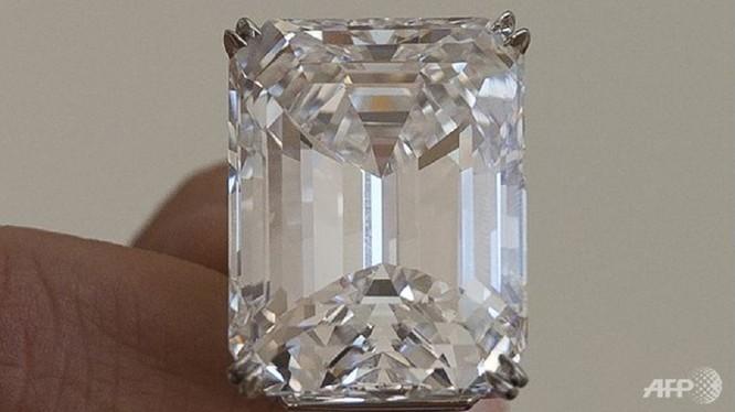 Sàn giao dịch kim cương đầu tiên trên thế giới sắp có mặt tại Singapore - Ảnh: AFP