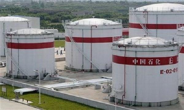 Trung Quốc đang tích trữ bao nhiêu dầu ?