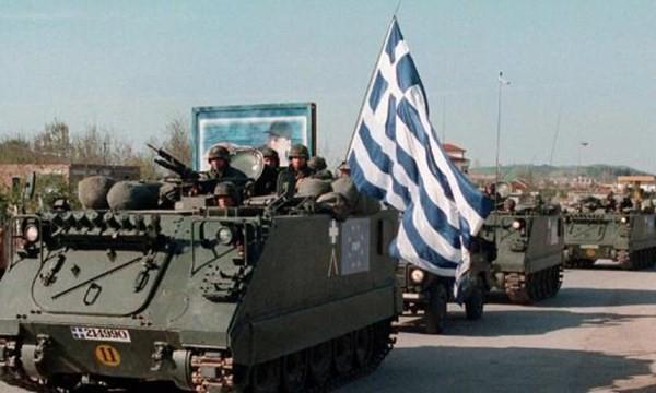 Hy Lạp nợ ngập đầu nhưng vẫn chi tiền khủng cho quân sự