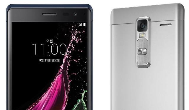 LG Class vỏ kim loại chính thức ra mắt, giá 340 USD
