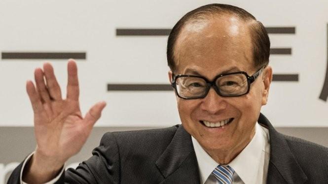 """Tỷ phú giàu nhất châu Á Lý Gia Thành đang """"tháo chạy"""" khỏi thị trường Trung Quốc - Ảnh: NY Daily News"""