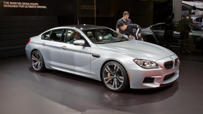 BMW thu hồi hơn 55.000 xe tại Hàn Quốc