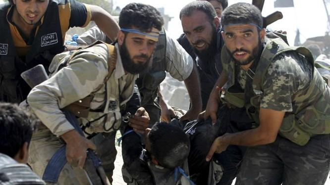 Mỹ bác bỏ tin đồn cho rằng lính do nước này huấn luyện đào ngũ và gia nhập al-Qaeda - Ảnh: Reuters
