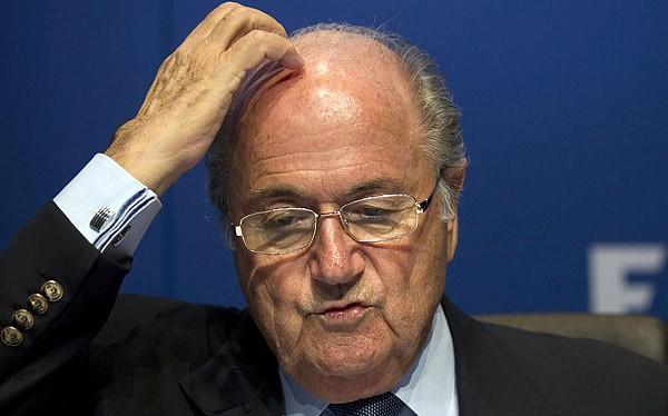 Chủ tịch FIFA Sepp Blatter bị điều tra hình sự