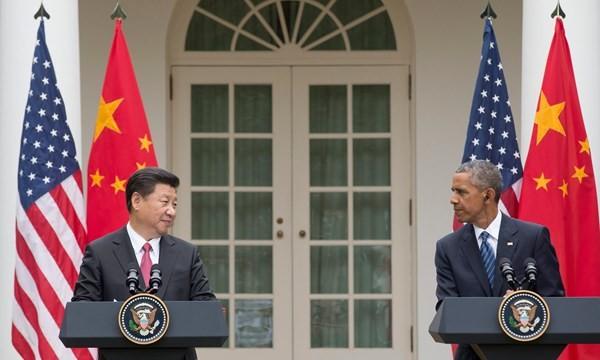 Ông Tập Cận Bình chối phăng chuyện Trung Quốc quân sự hóa biển Đông