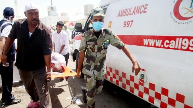Đây là thảm kịch giẫm đạp tồi tệ nhất tại lễ hành hương Hajj trong 25 năm qua