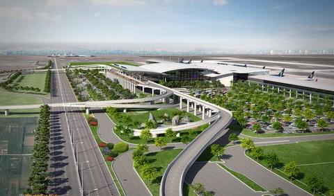 Dự án Cảng hàng không quốc tế Long Thành được bổ sung vào danh mục các công trình, dự án trọng điểm ngành Giao thông vận tải.