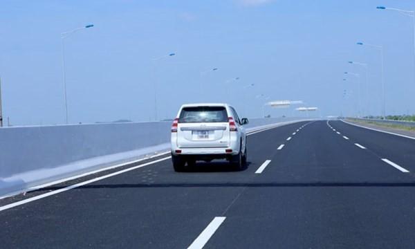 Tuyến cao tốc Hà Nội - Hải Phòng sẽ chính thức thu phí 78,2km từ 1.10.