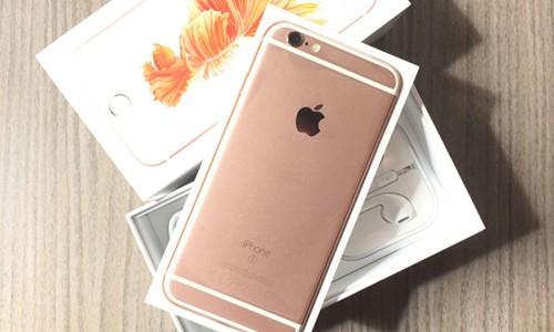 iPhone 6s có doanh số khởi đầu ấn tượng.