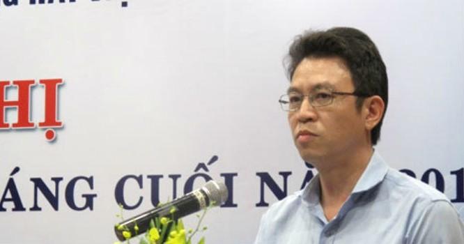 Ông Lê Anh Sơn - tân Chủ tịch Hội đồng thành viên Vinalines.