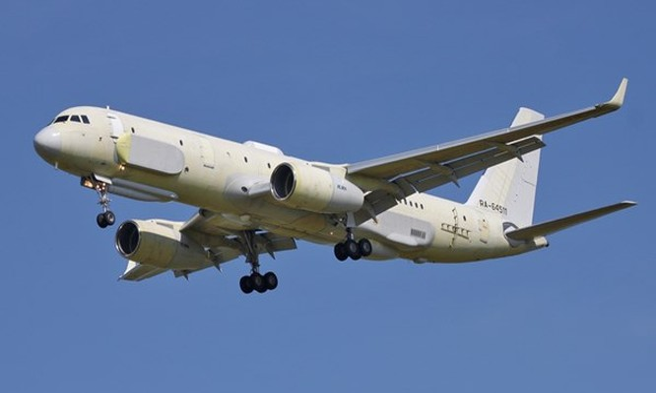 Nga sẽ đem máy bay trinh sát mới nhất của mình là Tu-214R tới Iraq chống IS?